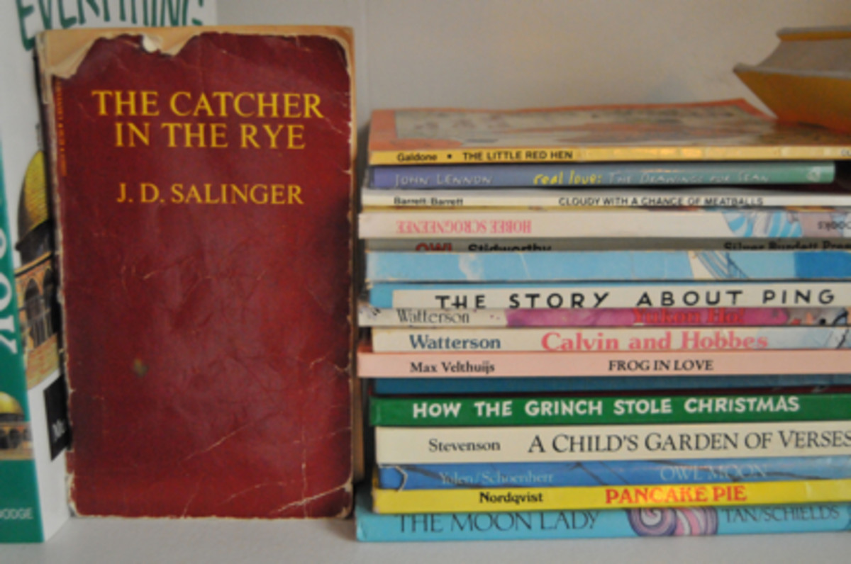 "a letter to the administration on why the catcher in the rye book should not be banned The novel is banned in new school salinger's ""the catcher in the rye to explain the tensions this book causes i do not advocate teaching the."