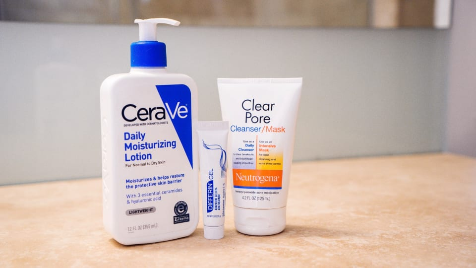 The Products Our Team Uses to Combat Breakouts