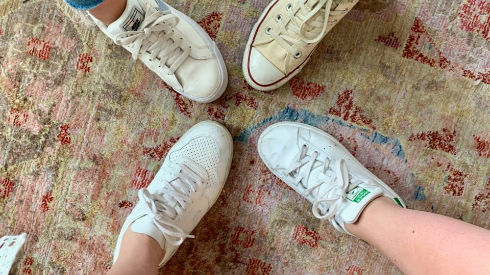 Our Team's Favorite White Sneakers