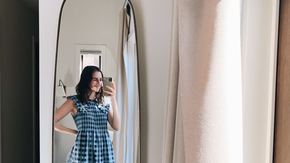 The Gingham Dress That Nearly Broke Our DMs (Plus Nine Other Similar Options)
