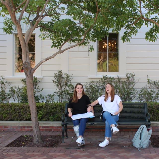 Charlotte & Sabrina Scott