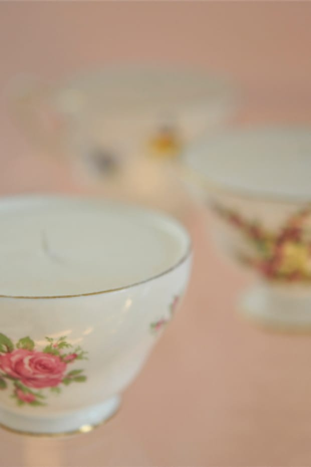 teacup-candles