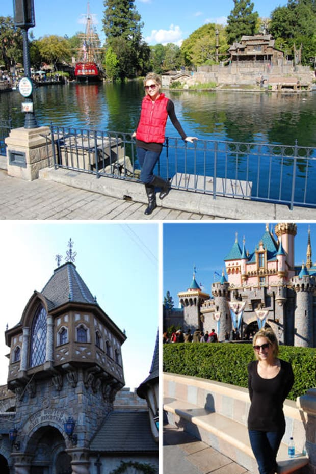 disneyland-collage