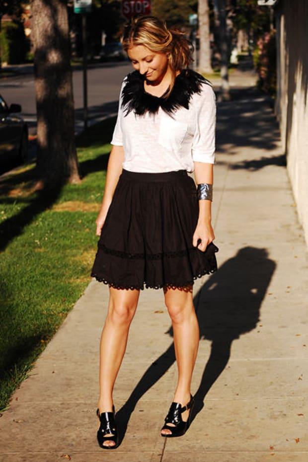 black-heels