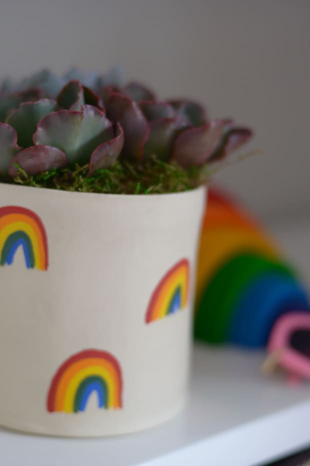rainbow pot hero