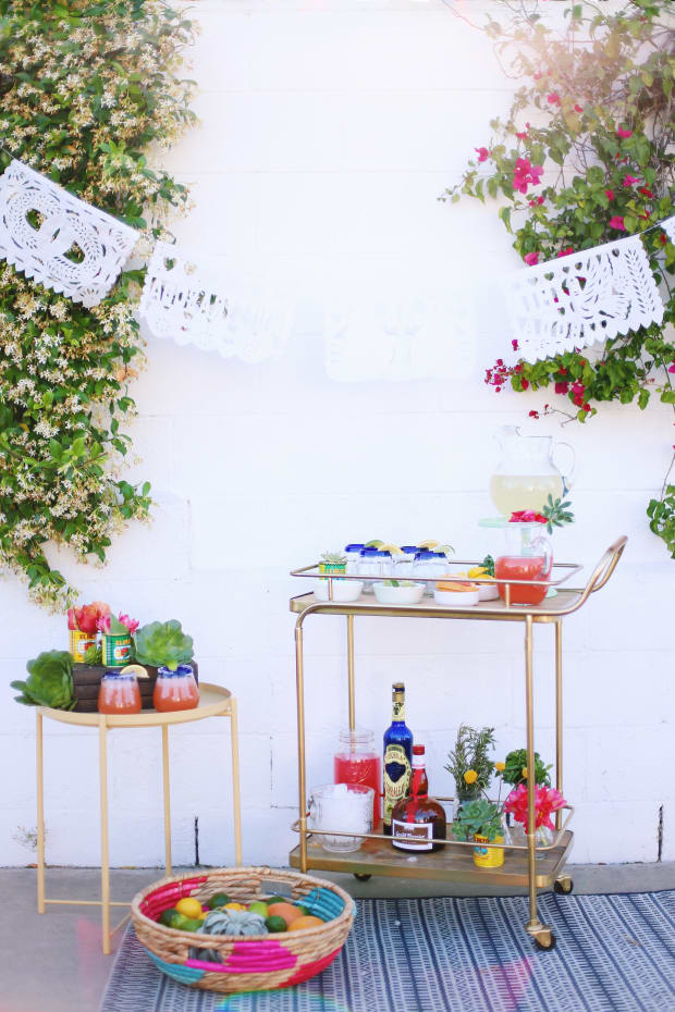 DIY Margarita Bar12