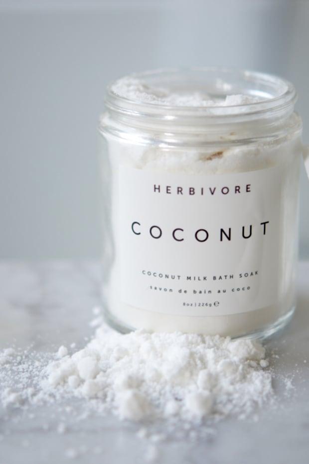 coconut bath hero