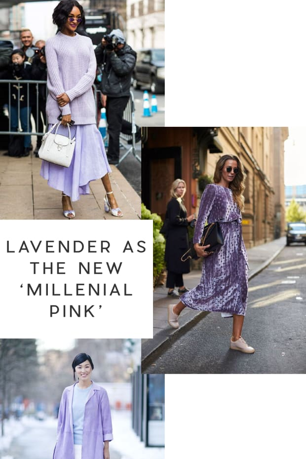 The Spring Trends I'm Most Excited to Try_Lavender as the New 'Millennial Pink'--