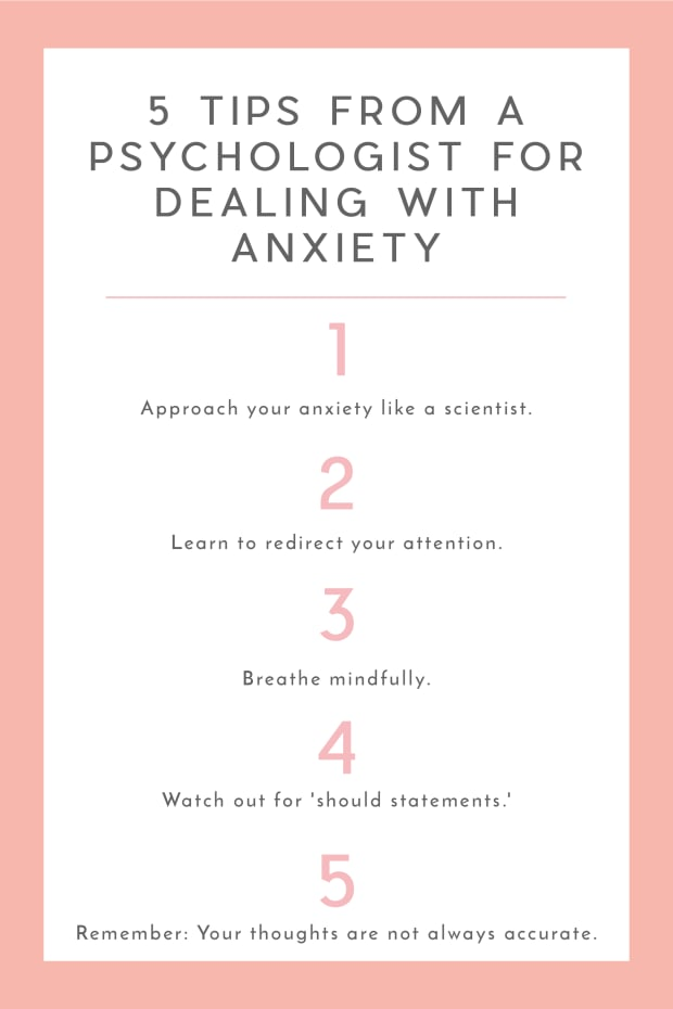 5 Tips from a Psychologist for Dealing with Anxiety Promo_Promo
