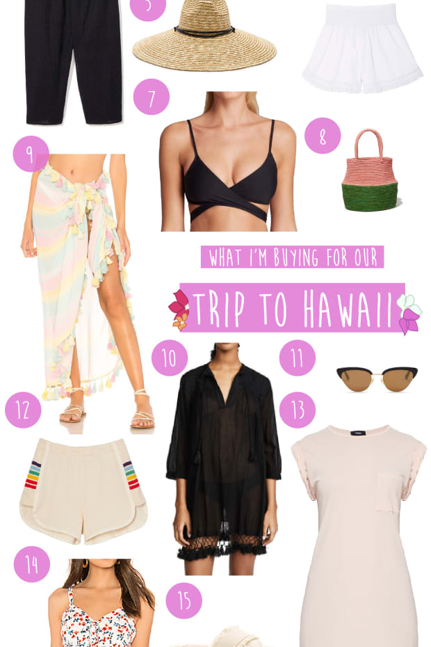 What I'm Buying for Our Trip to Hawaii _Promo