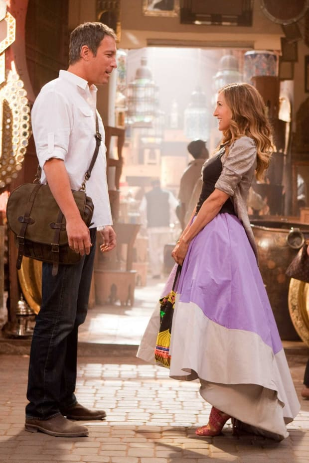 carrie and aidan