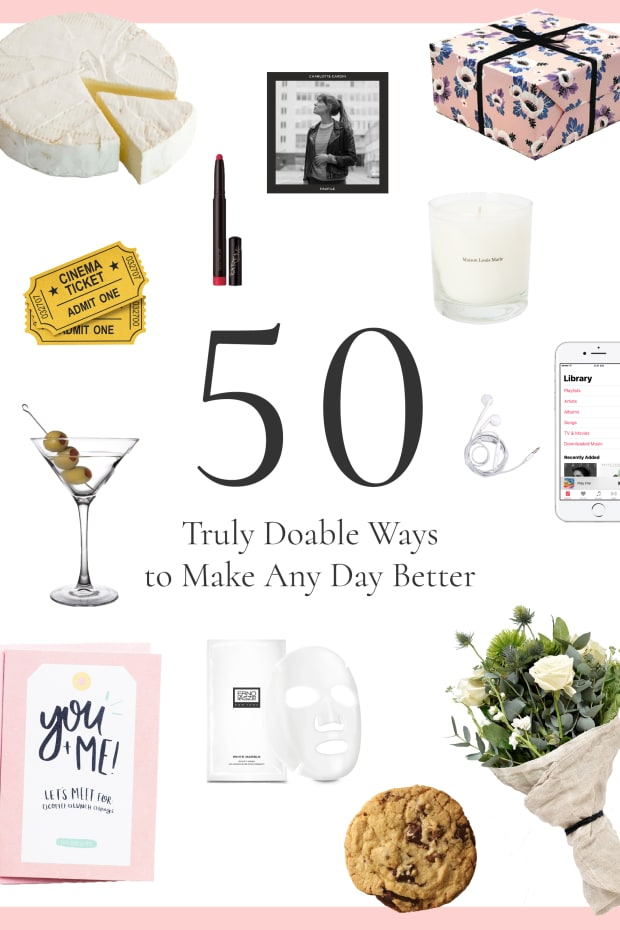 50 Truly Doable Ways to Make Any Day Better_Promo