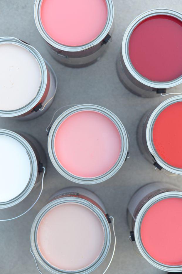 behr paints, vertical