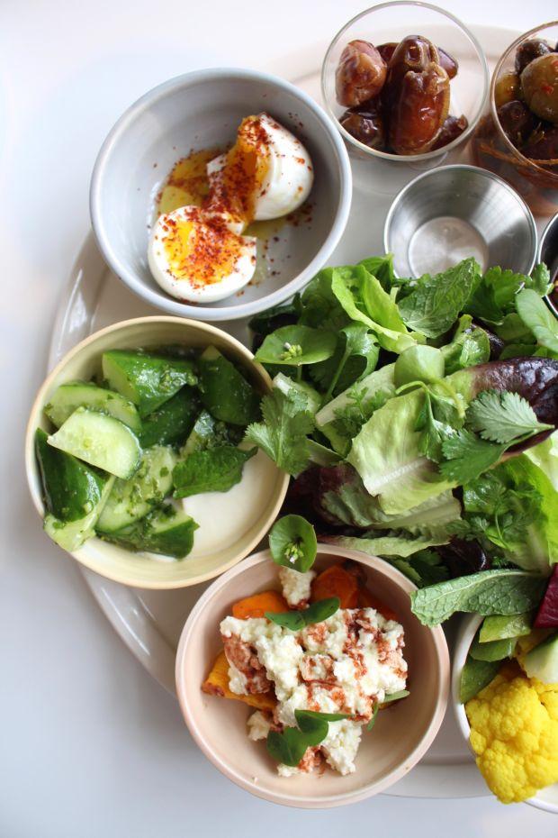 Kismet Turkish-ish Breakfast7