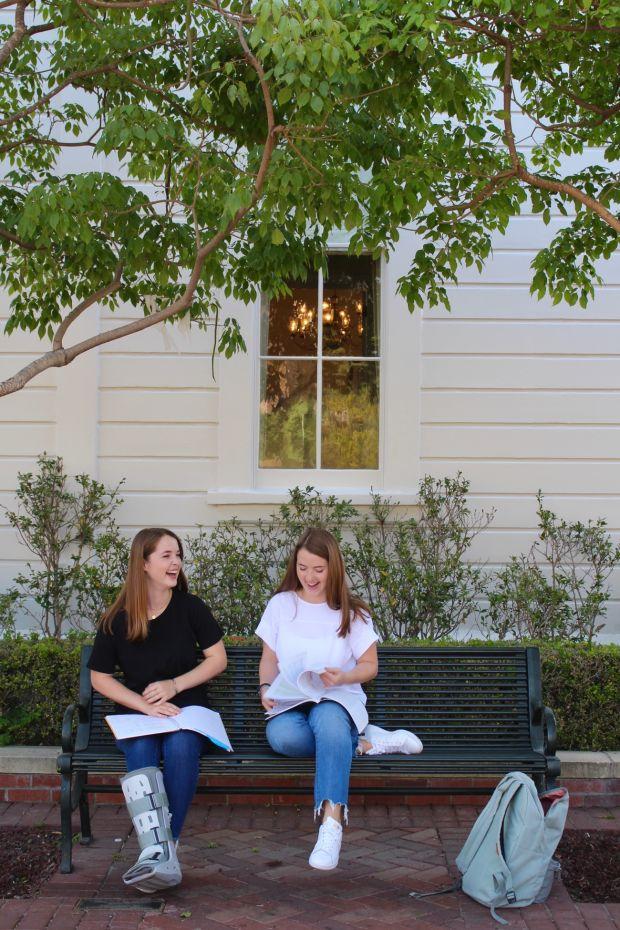 Sabrina and Charlotte Promo