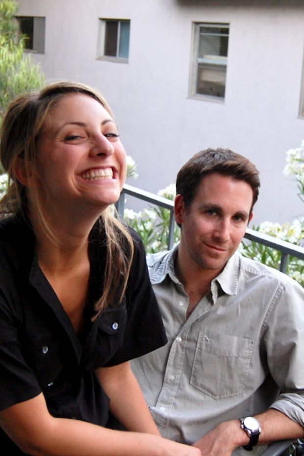 Emily and Geoffrey Ten Years Hero