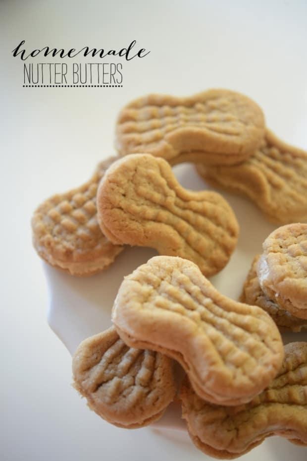 homemade-nutter-butters