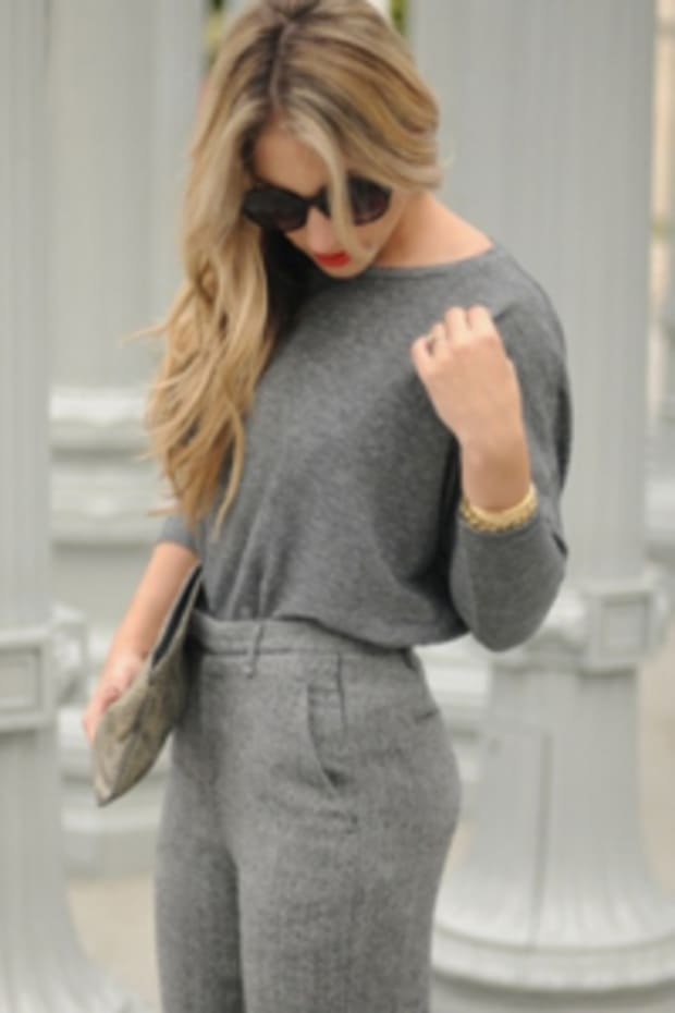 greyed