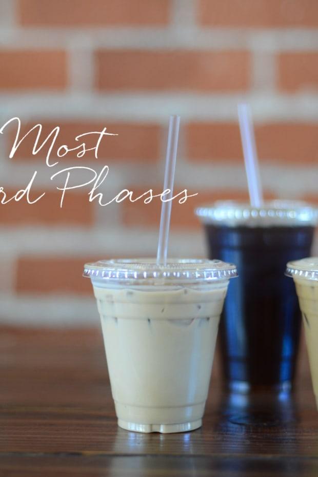 coffee talk awkward phases