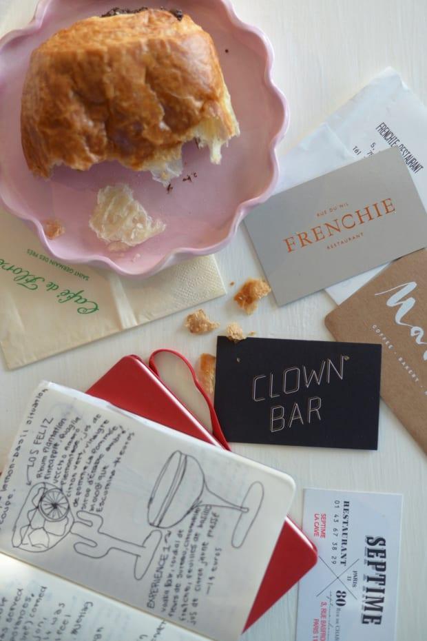 Leslie's Paris Food Diary2