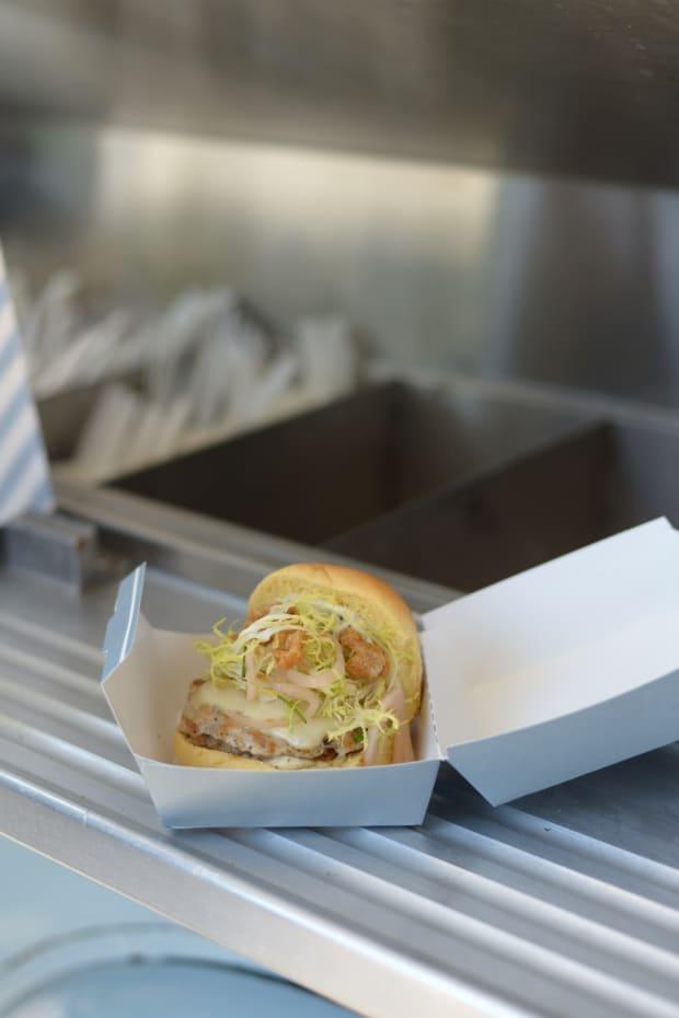 Nomad Chicken Sandwich Promo