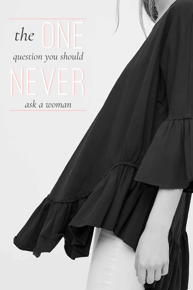 The One Question You Should Never Ask a Woman_Promo