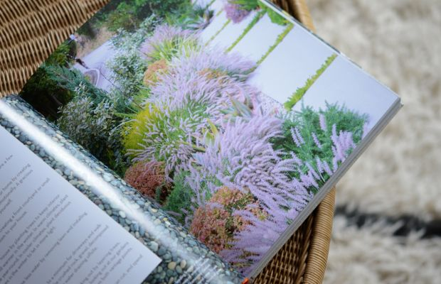 {Reading this book for outdoor inspiration}