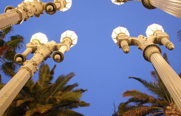 Five Things LACMA Lamps