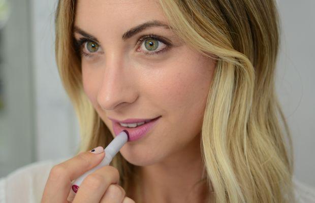 Beauty Trial Lipstain Glossier.JPG