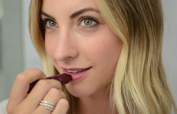 Beauty Trial Lipstain Tarte.JPG