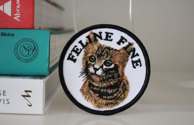 {The cutest cat patch}