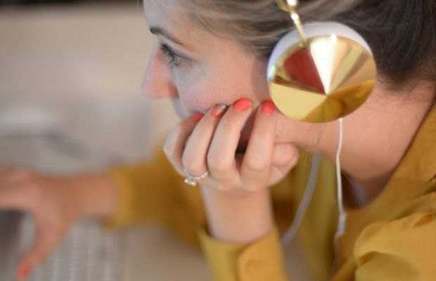 {The coolest headphonesfromEstée Lauder}