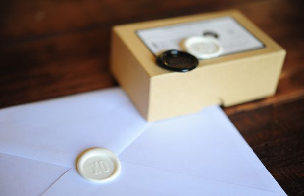 {The cutest wax seal stickers by SimpleSong Design}