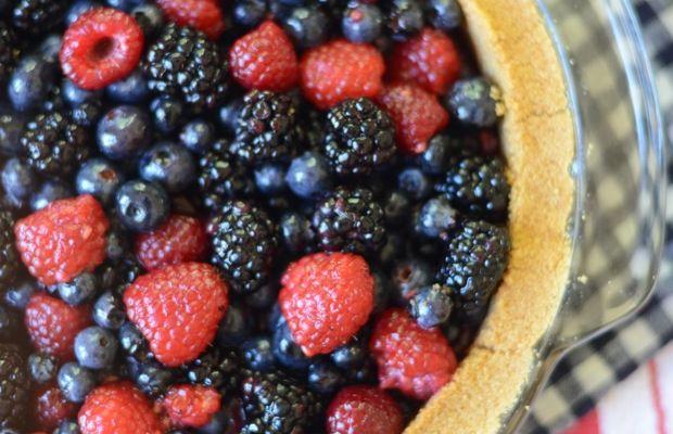 three-berry-pie