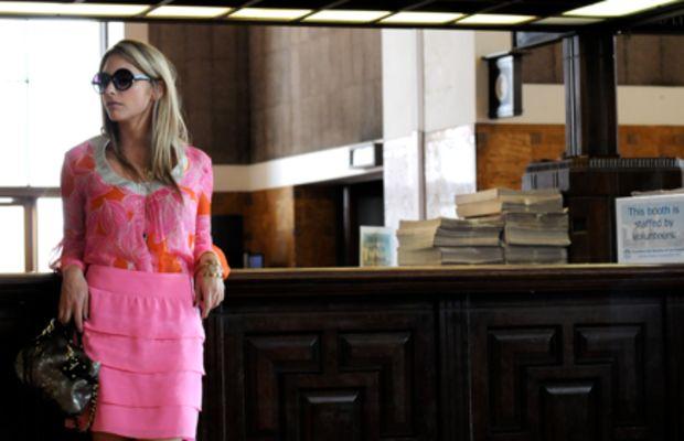 Trina Turk Dress, Rory Beca Skirt (gifted), Handmade Necklaces, Vintage Bracelets, Free People Sunglasses, Coach Bag, Steve Madden Platforms