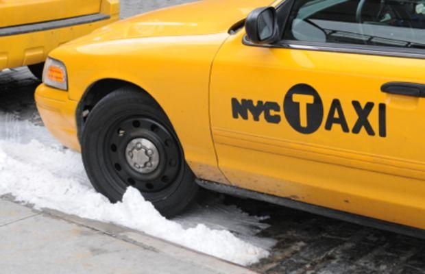snowy-cab