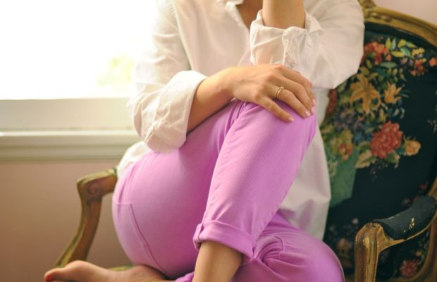 lilac-pants