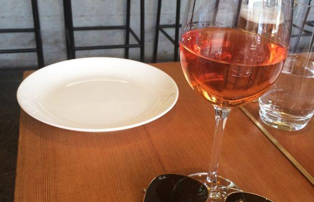 {Midweek rosé in Venice}