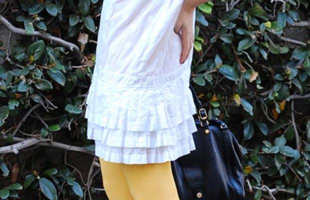 yellow-tights