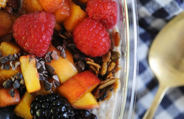 {The best to-go Chia Pudding from GTA}
