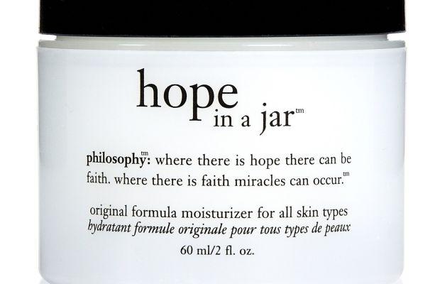 philosphy hope in a jar