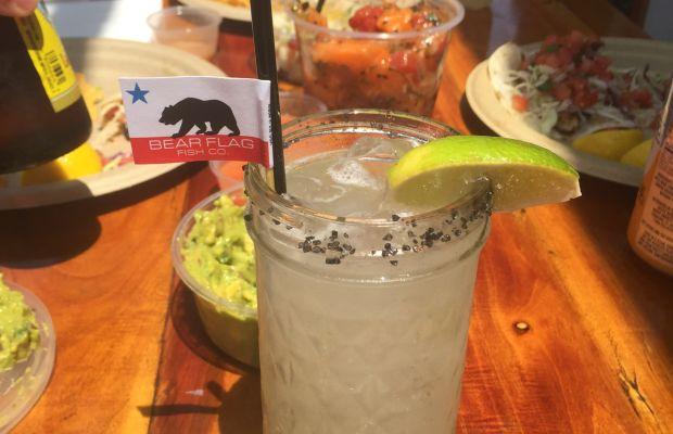 Margaritas to kick off the weekend