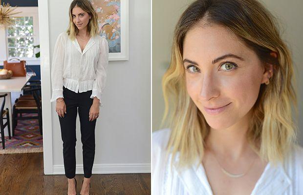 Thursday: Étoile Isabel Marant, Theory Pants (other colors on sale), Manolo Blahnik Pumps