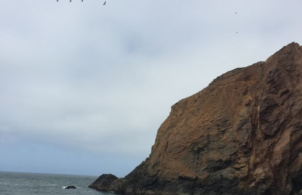 {The prettiest end to a hike at Tennessee Valley Road}