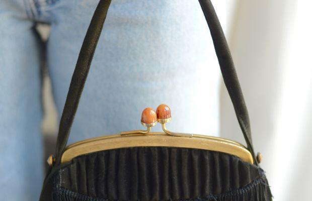 {The best $25 vintage bag from Paris}