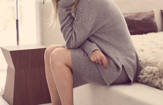 Cupcakes and Cashmere Sweater and Skirt, Zara Heels (similar here)
