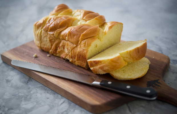 {Brioche for some decadent french toast}