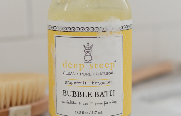 {Current bubble bath obsession}