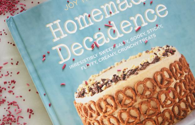 {A beautifully inspiring cookbook written by my friend,Joy}