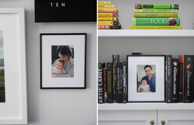 {Photo additions to the house}